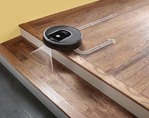 Roomba 960 Sturz Sicherung