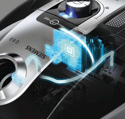 Siemens VSQ8SEN72C Q8.0 Technologie