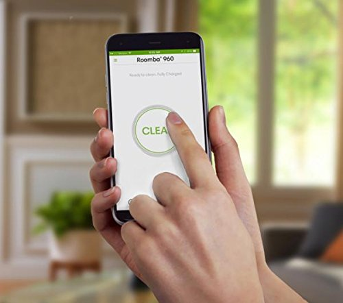 iRobot Roomba 960 Android und Iphone App
