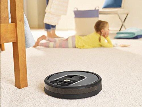 iRobot Roomba 960 im Einsatz