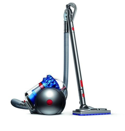 Dyson Cinetic Big Ball Musclehead Test