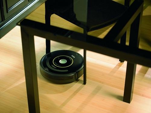 Roomba 650 bei Hindernissen