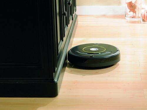 iRobot Roomba 650 im Einsatz