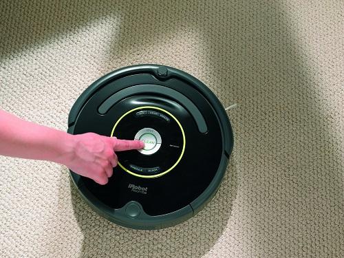 iRobot Roomba 650 starten