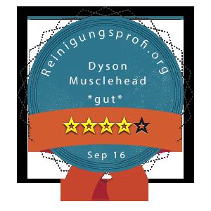 Dyson-Musclehead-Wertung