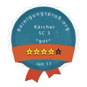 Kaercher-SC-3-Wertung