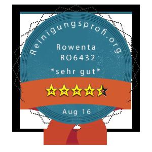 Rowenta-RO6432-Wertung