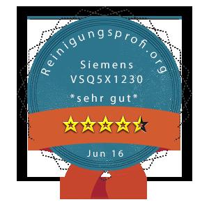iemens-VSQ5X1230-Wertung