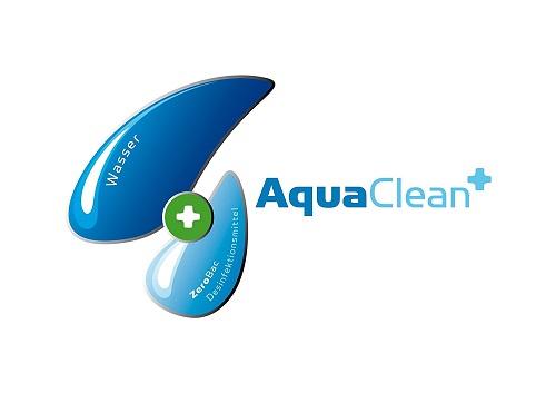 AquaClean mit Desinfektionsmittel