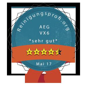 AEG-VX6-Wertung