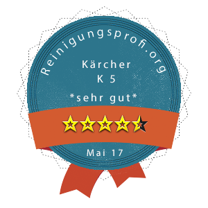 Kaercher-K5-Home-Wertung
