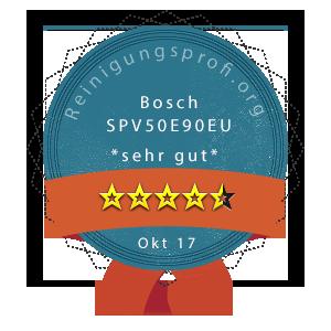 Bosch-SPV50E90EU-Wertung