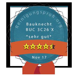 Bauknecht-BUC-3C26-X-Wertung