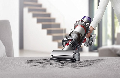 dyson cyclone v10 absolute test 2019 reinigungsprofi. Black Bedroom Furniture Sets. Home Design Ideas