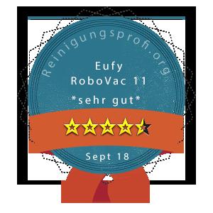 Eufy-RoboVac-11-Wertung