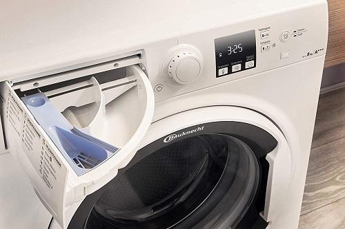 Bauknecht WA Soft 8F42PS Waschmittelfach