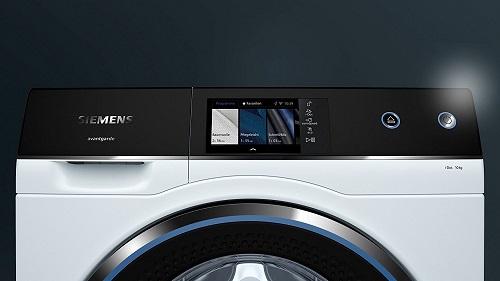 Siemens Avantgarde WM14U840EU Menu Panel Touch