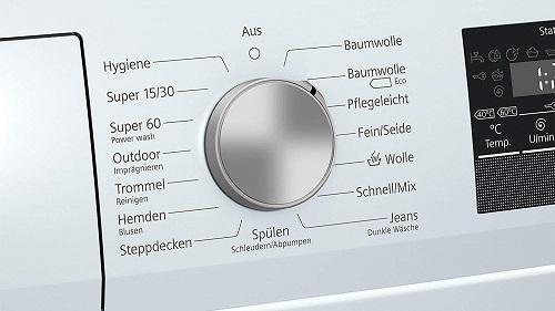 Siemens iQ300 WM14N140 Waschprogramme