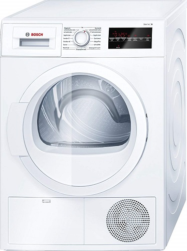 Bosch WTG86400 Serie 6 Test