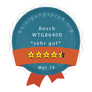 Bosch-WTG86400-Serie-6-Wertung