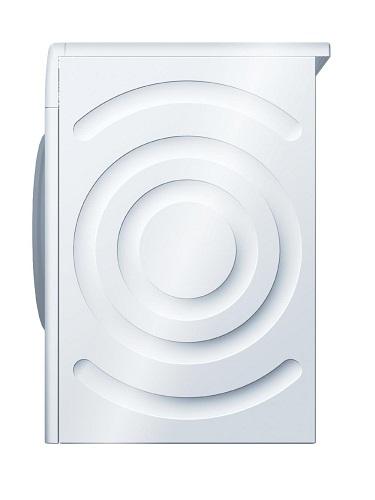 Bosch WTG86400 Serie 6 von der Seite