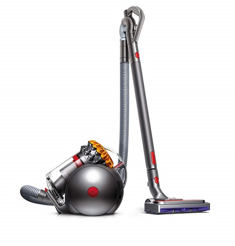 Dyson Big Ball Multifloor 2 Test